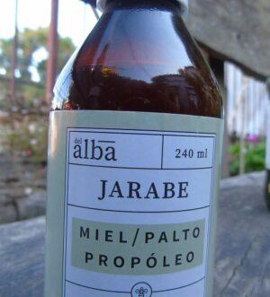 Jarabe Miel Propóleo Palto del alba