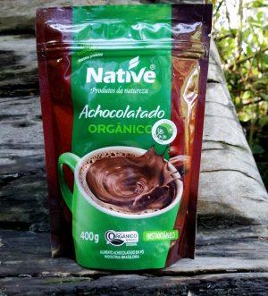 Chocolate Orgánico en Polvo Native