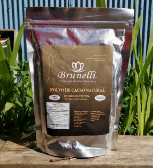 Chocolate Brunelli en polvo