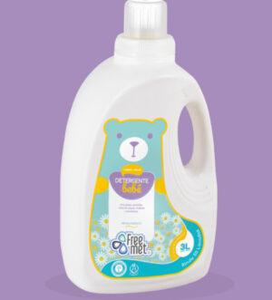 Detergente Bebé Freemet 3 lt