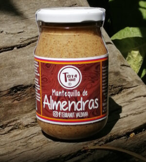 Mantequilla de almendra Terranut