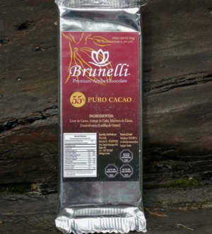 Chocolate Brunelli 55% cacao