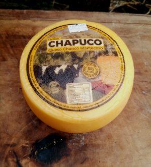 Queso Chapuco Redondo