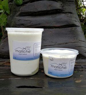 Yogurt natural Matiche