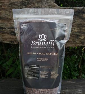 Nibs de cacao 1 kg