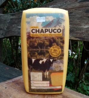 Queso Mantecoso Chapuco a granel