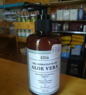 Gel Hidratante Aloe Vera Apícola del Alba