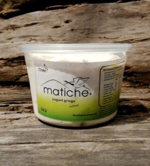 Yogurt griego Matiche