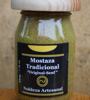Mostazas Nobleza Artesanal
