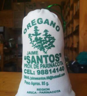 Orégano Jaime Santos