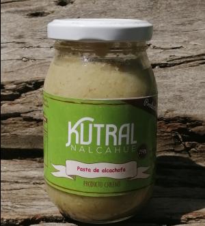 Pasta de alcachofa Kutral Nalcahue