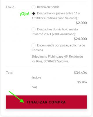 Legumbrazo compra online 10
