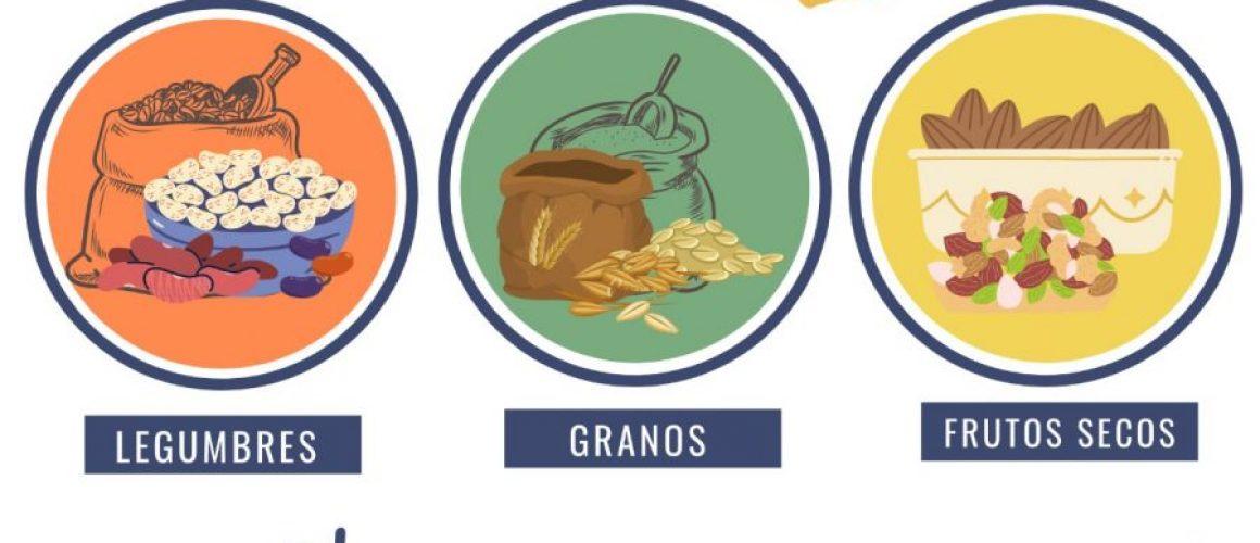 Granos a granel